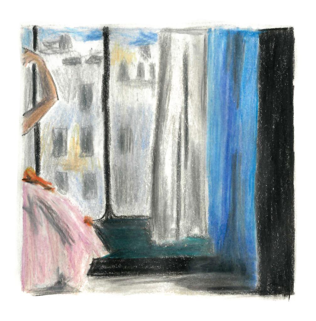 sophie_weidler_bauchez_illustration_fragments_tableaux_degas_la_danseuse_dans_l_atelier_du_photographe