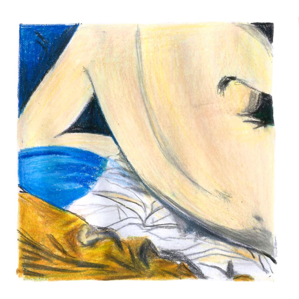 sophie_weidler_bauchez_illustration_fragments_tableaux_la_grande_odalisque_ingres