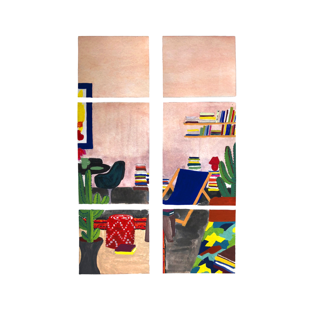 sophie_weidler_bauchez_illustration_gouache_peinture_intérieur_les_livres