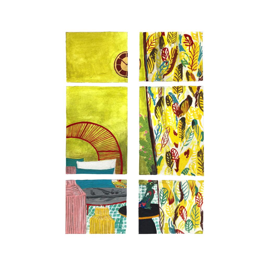 sophie_weidler_bauchez_illustration_gouache_peinture_intérieur_le_perroquet